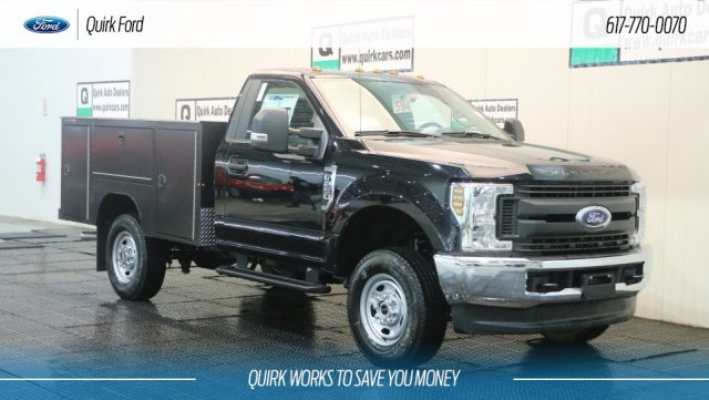 2019 F-250 Regular Cab 4x4,  Duramag Service Body #F109550 - photo 1