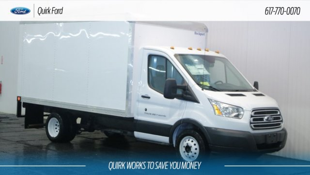 2018 Transit 350 HD DRW 4x2,  Rockport Cutaway Van #F109569 - photo 1