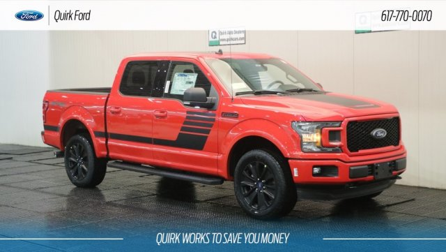 2019 F-150 SuperCrew Cab 4x4,  Pickup #F109660 - photo 1