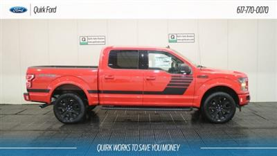2019 F-150 SuperCrew Cab 4x4,  Pickup #F109660 - photo 3
