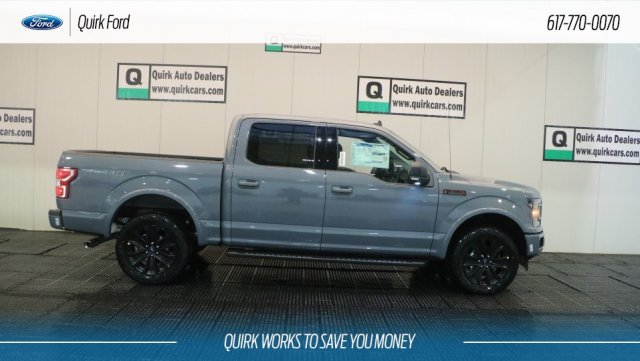 2019 F-150 SuperCrew Cab 4x4,  Pickup #F109675 - photo 3