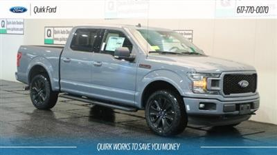 2019 F-150 SuperCrew Cab 4x4,  Pickup #F109675 - photo 1