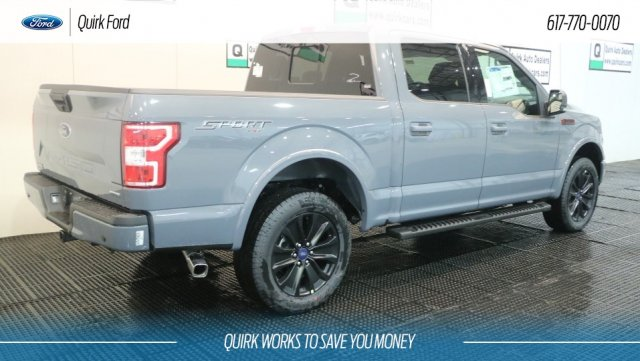 2019 F-150 SuperCrew Cab 4x4,  Pickup #F109709 - photo 2