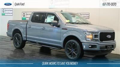 2019 F-150 SuperCrew Cab 4x4,  Pickup #F109709 - photo 1