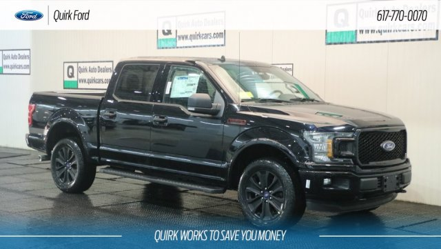 2019 F-150 SuperCrew Cab 4x4,  Pickup #F109710 - photo 1
