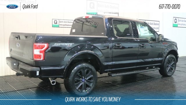 2019 F-150 SuperCrew Cab 4x4,  Pickup #F109710 - photo 2