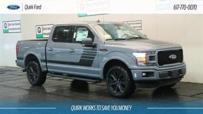 2019 F-150 SuperCrew Cab 4x4,  Pickup #F109711 - photo 1