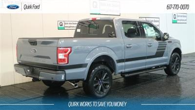 2019 F-150 SuperCrew Cab 4x4,  Pickup #F109711 - photo 2
