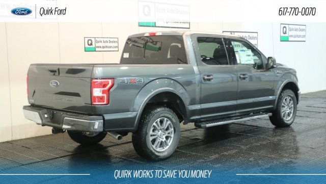 2019 F-150 SuperCrew Cab 4x4,  Pickup #F109719 - photo 2