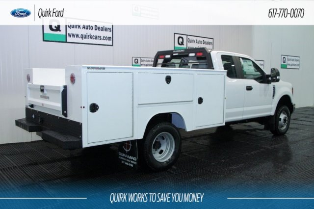 2019 F-350 Super Cab DRW 4x4,  Duramag Service Body #F109727 - photo 2