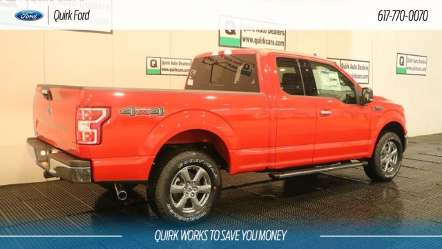 2019 F-150 Super Cab 4x4,  Pickup #F109733 - photo 2