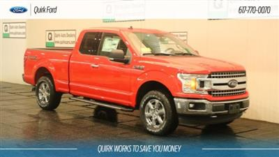 2019 F-150 Super Cab 4x4,  Pickup #F109733 - photo 1