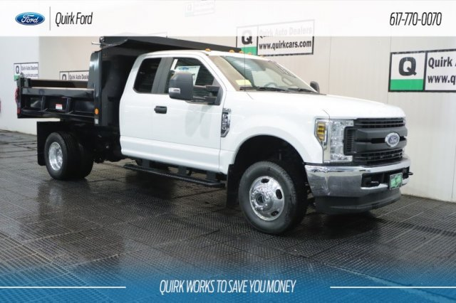 2019 F-350 Super Cab DRW 4x4,  Cab Chassis #F109737 - photo 1