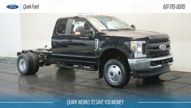 2019 F-350 Super Cab DRW 4x4,  Cab Chassis #F109751 - photo 1