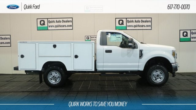 2019 F-250 Regular Cab 4x4,  Duramag Service Body #F109753 - photo 3