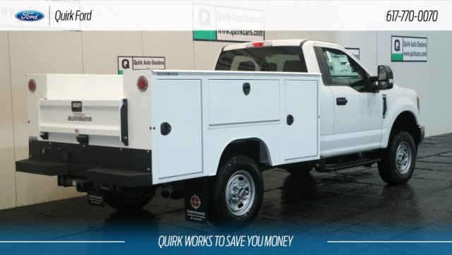 2019 F-250 Regular Cab 4x4,  Duramag Service Body #F109753 - photo 2