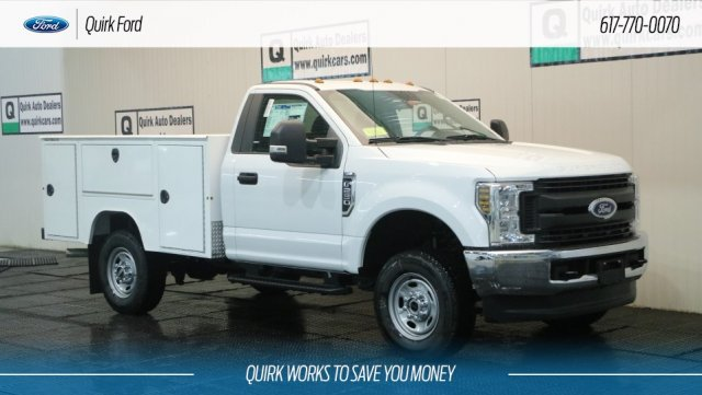 2019 F-250 Regular Cab 4x4,  Duramag Service Body #F109753 - photo 1