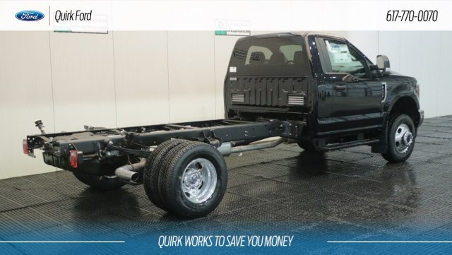 2019 F-350 Regular Cab DRW 4x4,  Cab Chassis #F109755 - photo 1