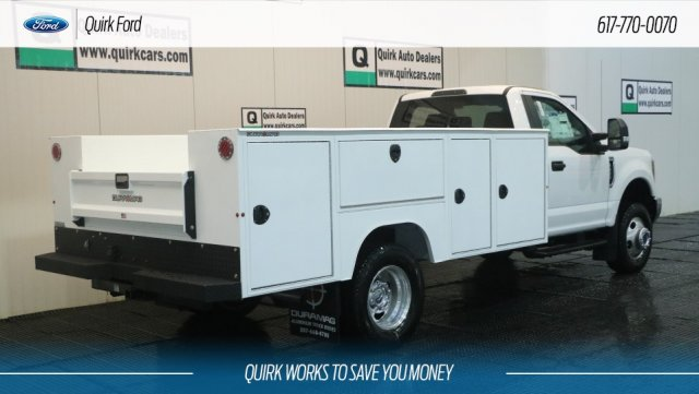 2019 F-350 Regular Cab DRW 4x4,  Duramag Service Body #F109756 - photo 1