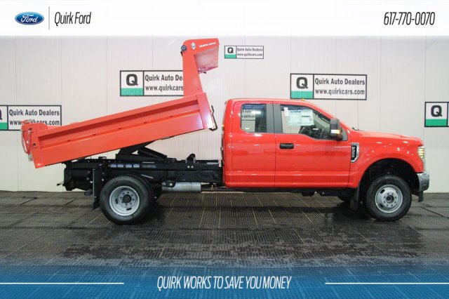 2019 F-350 Super Cab DRW 4x4,  Duramag Dump Body #F109772 - photo 4