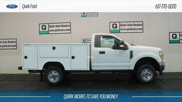 2019 F-250 Regular Cab 4x4,  Duramag Service Body #F109774 - photo 3