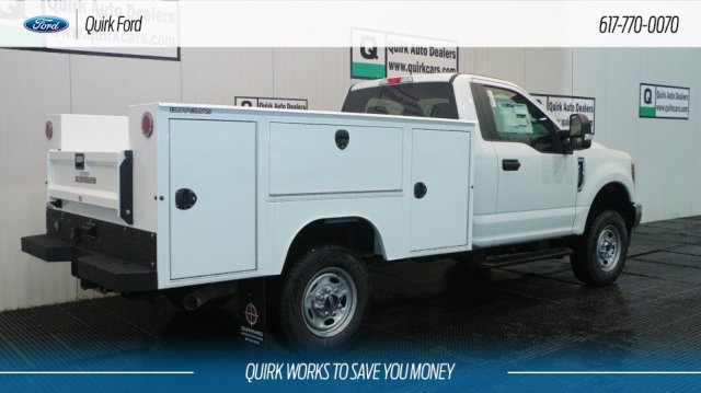 2019 F-250 Regular Cab 4x4,  Duramag Service Body #F109774 - photo 2