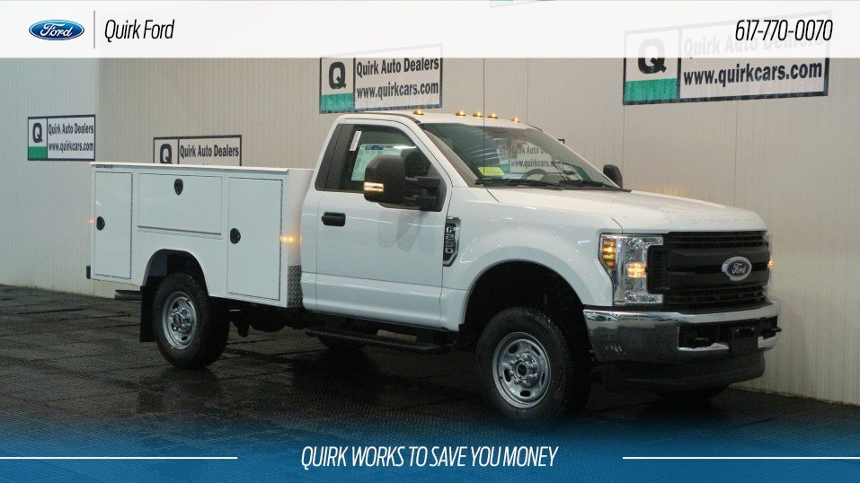 New 2019 Ford F 250 Service Body For Sale In Quincy Ma F109774