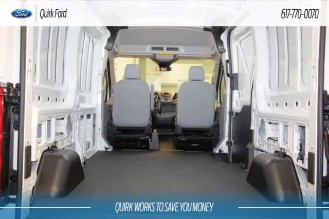 2019 Transit 250 Med Roof 4x2,  Empty Cargo Van #F109781 - photo 1