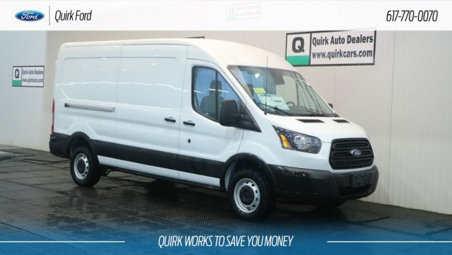 2019 Transit 250 Med Roof 4x2,  Empty Cargo Van #F109836 - photo 1
