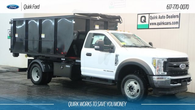 2019 F-550 Regular Cab DRW 4x4,  Switch N Go Roll-Off Body #F109839 - photo 1