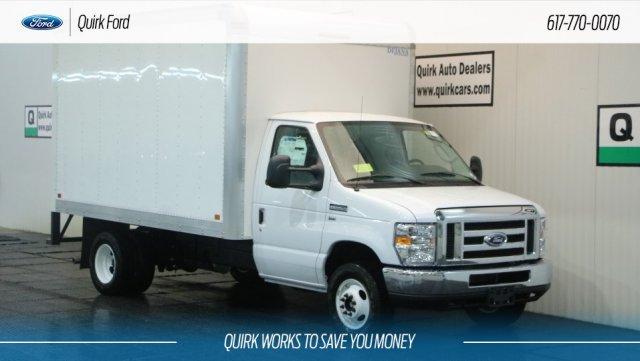 2019 E-350 4x2,  Dejana Truck & Utility Equipment Cutaway Van #F109896 - photo 1