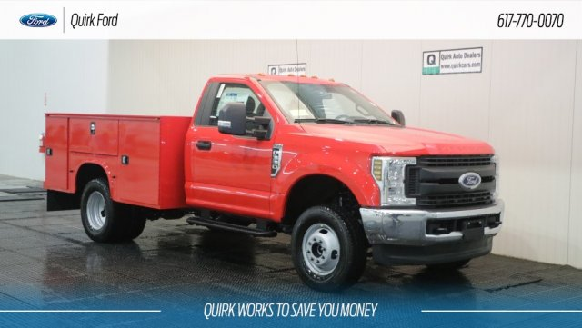 2019 F-350 Regular Cab DRW 4x4,  Knapheide Service Body #F109898 - photo 1