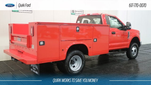 2019 F-350 Regular Cab DRW 4x4,  Knapheide Service Body #F109898 - photo 2