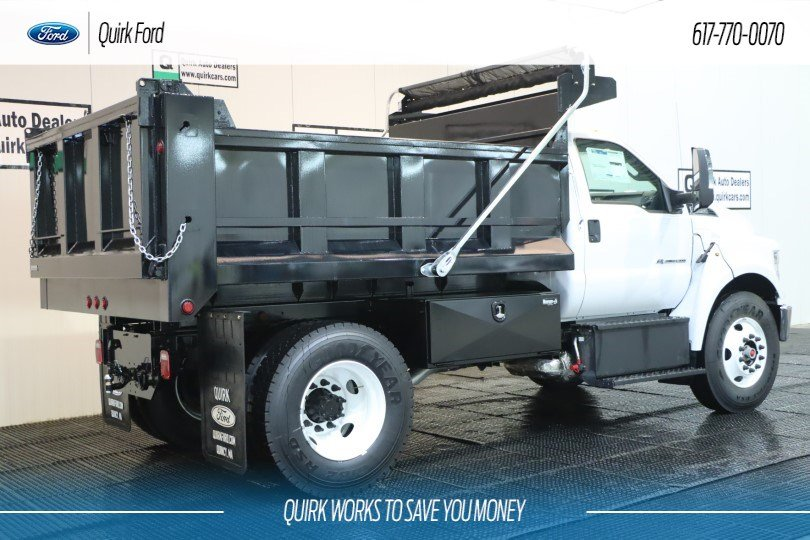 2019 Ford F-650 Diesel Straight Frame 10' Galion #F109908 - photo 1