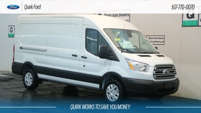 2019 Transit 250 Med Roof 4x2,  Empty Cargo Van #F109917 - photo 1
