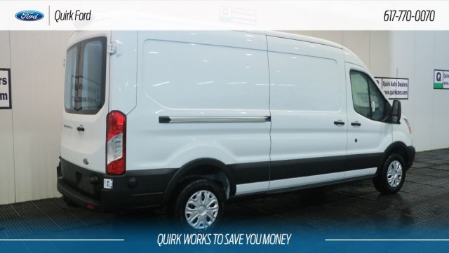 2019 Transit 250 Med Roof 4x2,  Empty Cargo Van #F109917 - photo 4