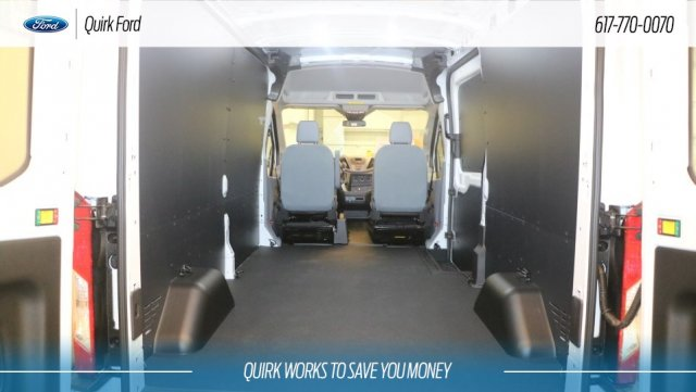 2019 Transit 250 Med Roof 4x2,  Empty Cargo Van #F109917 - photo 2