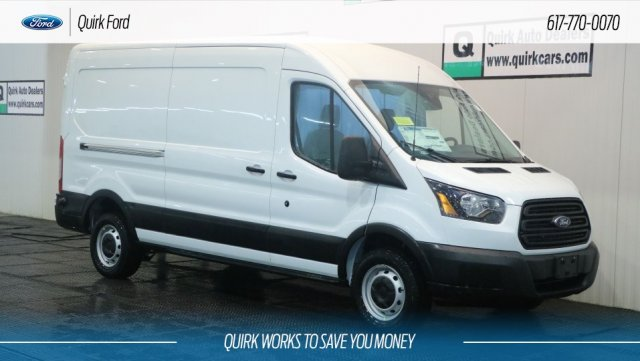 2019 Transit 250 Med Roof 4x2,  Empty Cargo Van #F109919 - photo 1