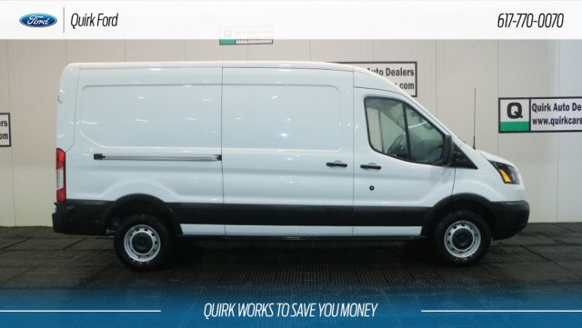 2019 Transit 250 Med Roof 4x2,  Empty Cargo Van #F109919 - photo 3