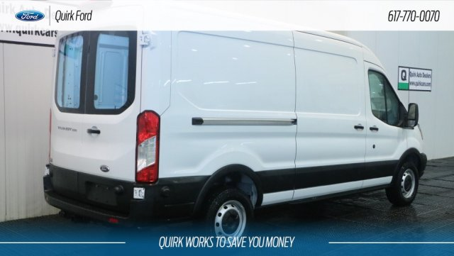 2019 Transit 250 Med Roof 4x2,  Empty Cargo Van #F109919 - photo 4