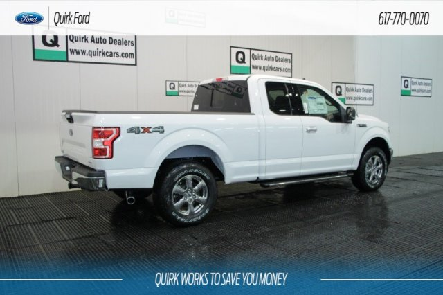 2019 F-150 Super Cab 4x4,  Pickup #F109923 - photo 2
