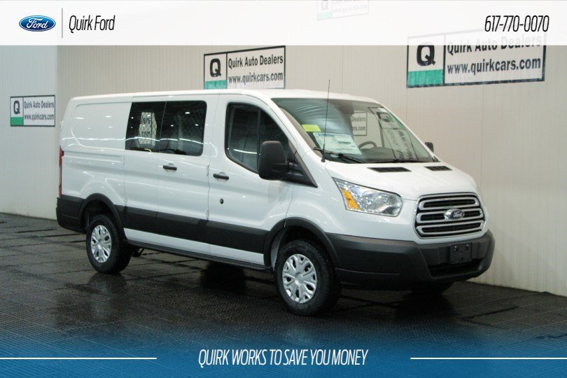 2019 Ford Transit Van Base w/60/40 Pass-Side Cargo Doo #F109945 - photo 1