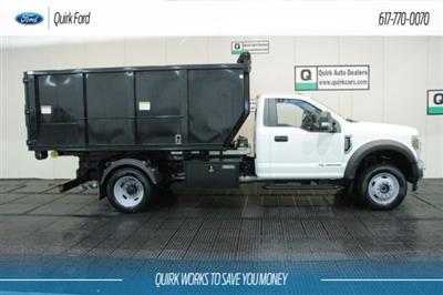 2019 F-550 Regular Cab DRW 4x4,  Switch N Go Drop Box Roll-Off Body #F109970 - photo 3