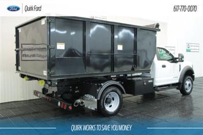 2019 F-550 Regular Cab DRW 4x4,  Switch N Go Drop Box Roll-Off Body #F109970 - photo 2