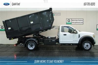 2019 F-550 Regular Cab DRW 4x4,  Switch N Go Drop Box Roll-Off Body #F109970 - photo 4