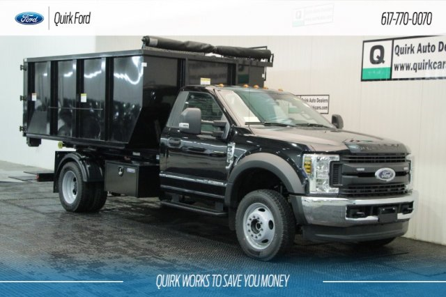 2019 F-550 Regular Cab DRW 4x4,  Switch N Go Drop Box Roll-Off Body #F109971 - photo 1