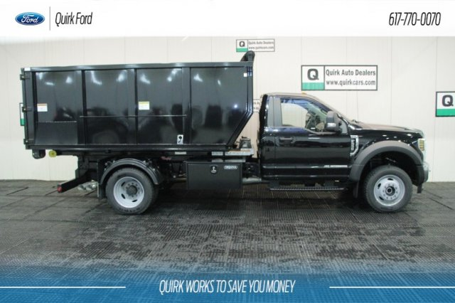 2019 F-550 Regular Cab DRW 4x4,  Switch N Go Drop Box Roll-Off Body #F109971 - photo 3