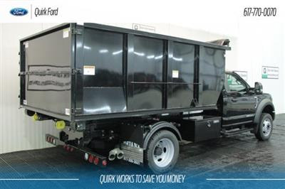 2019 F-550 Regular Cab DRW 4x4,  Switch N Go Drop Box Roll-Off Body #F109971 - photo 2