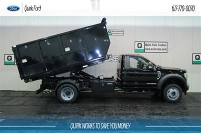2019 F-550 Regular Cab DRW 4x4,  Switch N Go Drop Box Roll-Off Body #F109971 - photo 9