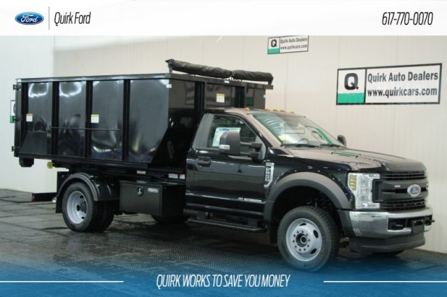 2019 F-550 Regular Cab DRW 4x4,  Switch N Go Drop Box Roll-Off Body #F109972 - photo 1